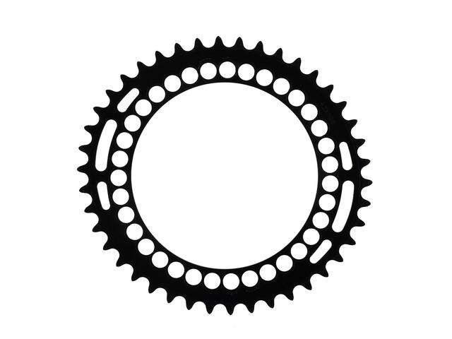 Rotor Q-Ring Road Kettenblatt 130mm 5-Arm innen schwarz